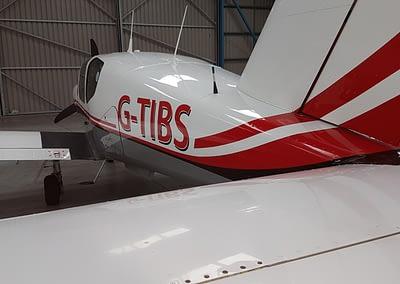 G-TIBS tail
