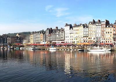 Main harbour