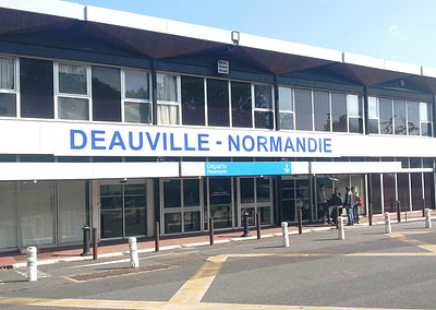 Deauville airport