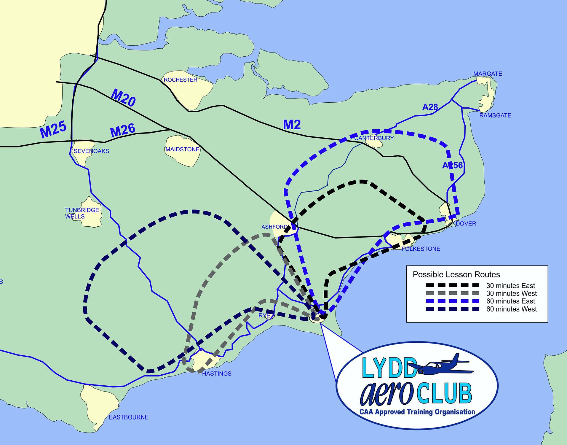 TL Routes 2021